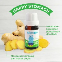 SIPOPO – HAPPY STOMACH