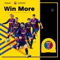 Stanley Meteran 5m FCB Global Tape Rule Barcelona Barca STHT30496-30L