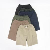 Daily Outfits Celana Kargo Pants Pendek Cargo Strech XXXL Bigsize