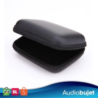 Tempat Kotak Case Pouch Earphone Headset Charger Kabel Universal