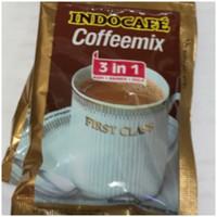 INDOCAFE Coffeemix 1 Renceng 10 Sachet