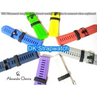 Strap Tali Jam Tangan Alexandre Christie 26mm