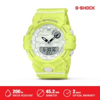 Casio G-Shock G-Squad Jam Tangan Wanita GMA-B800-9ADR Analog