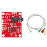 Modul Sensor ECG EKG Electrocardiogram AD8232 pulse Heart Rate Monitor