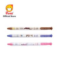 Pronto Goodles Gel Pen - Hitam