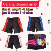Celana Renang anak laki-laki dan anak perempuan umur 3 - 8 Tahun - 4-5 tahun