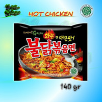 SAMYANG GREEN ORIGINAL/SPICY-CARBO-CHEESE-NUKLIR EXTRA HOT HALAL MUI