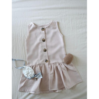 Dress Santai casual anak Happyelm - 4