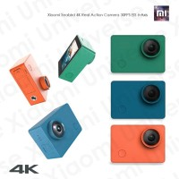 Seabird 4K Real Action Camera 30FPS EIS 6-Axis