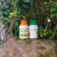 Paket 2 in1 Jungle Herbs Murah Meriah / Multivitamin & Calcium Reptil