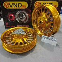 VELG RACING VND RING 12 ROULETTE AEROX 155 PM1