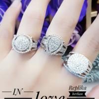 xuping cincin semi berlian h620