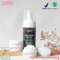 Zalfa Miracle Paket Lightening + Black Herb Collagen Mousse