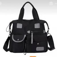 S28 tas selempang wanita waterproof women nylon/tas selempang wanita