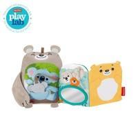 Fisher Price Sit and Snuggle Activity Book - Mainan Edukasi Anak Bayi