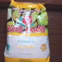 Gula Kristal Rose Brand