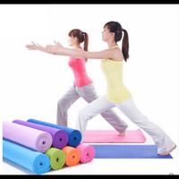 matras yoga anti slip olahraga senam hamil