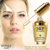 Bioaqua Serum Wajah 24K Gold Essence