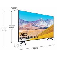43TU8000 SAMSUNG CRYSTAL UHD SMART LED TV 43 inch Flat 4K UA43TU8000