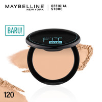 Maybelline FIT ME 12H Oil Control Powder - 120