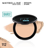 Maybelline FIT ME 12H Oil Control Powder - 112
