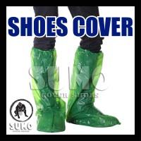 jas hujan sepatu karet - jas hujan sepatu - cover sepatu hujan
