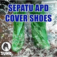 Cover Sepatu APD - Shoes Cover APD - Sepatu Pelindung Medis - Sepatu