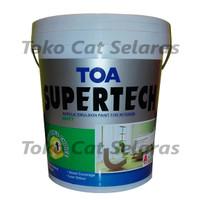 CAT TEMBOK TOA SUPERTECH A1500 (PUTIH) 18LT