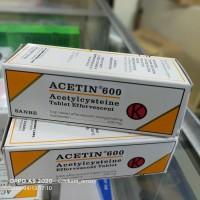 Acetin. 600