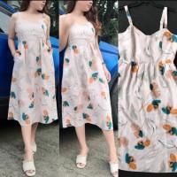 Chyntia Row*ey cami linen dress