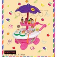 Mainak Gerobak dorong Ice cream SRG 928