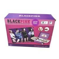 Mainan Alat Make Up anak BLACK PINK The Nail Art Koper 901-456