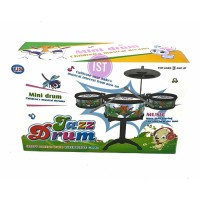 Mainan Anak Mainan Mini Drum Jazz Drum isi 3 pcs SH1231
