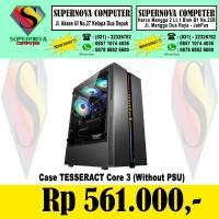 Casing PC Gaming Armaggeddon TESSERACT Core 3