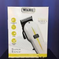 WAHL Clipper Super Taper Original USA / Mesin Cukur/Alat Potong Rambut