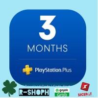 PS Plus 3 Bulan Reg Indonesia