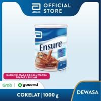 Ensure Coklat 1000 g Susu Nutrisi Dewasa Rendah Laktosa