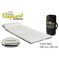 Elephant Travel Bed Rebounded (Kasur Lipat) +TAS+Bantalan 80x190x6