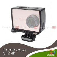 Frame Case Side Plastic For Xiaomi Yi2 4K,Lite,Discovery Action Camera