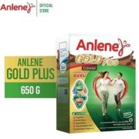 Anlene Gold Susu Bubuk Hi-Calcium Coklat 650 Gram