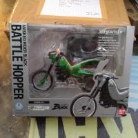 shf battle hopper battlehopper motor kamen rider black renewal