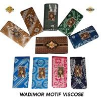 Wadimor Sarung Tenun Motif Viscose GROSIR