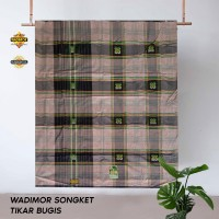 Wadimor Sarung Tenun Songket Tikar Bugis (TSB)