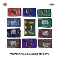 Wadimor Sarung Tenun Primer Songket Kembang GR