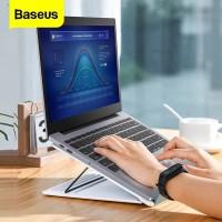 Baseus Original Mesh Portable Laptop Stand/ Dudukan Laptop Berkualitas