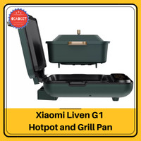 Xiaomi Liven G1 Hotpot and Grill Pan