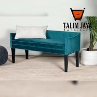 stool sofa minimalis - sofa retro - sofa scandinavian - sofa puff