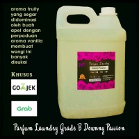 (Khusus Grab/Gojek) Parfum Laundry Forti Grade B 5 Liter / 5Liter