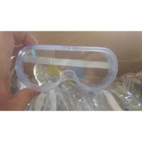 Kacamata Safety APD Google Goggle Goggles Googles Gogles, Medis Hijab