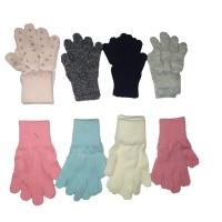 sarung tangan anak rajut polos/usia 3 sampai 7 tahun